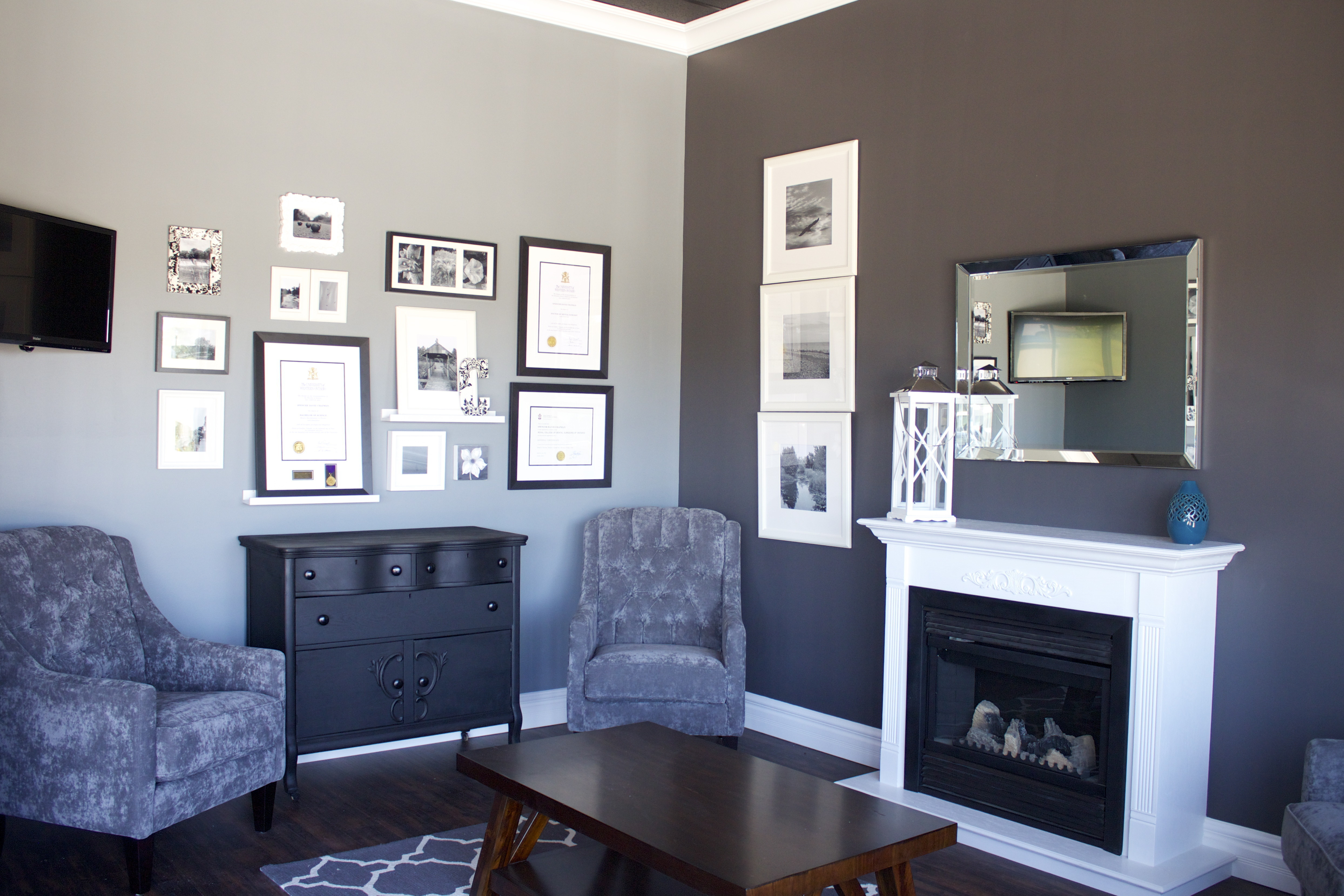 Office Design by Lyn Westlake and Photos by Makala Chapman
